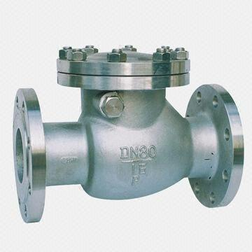 Forged Check Valves with 800 to 2,500lbs Pound Class and ANSI B16.11 Socket-weld Dimension