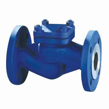 Din Cast Steel Piston Check Valve, PN10 to 100 Pressure