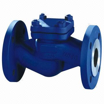 DIN Lift Check Valve with PN10 to PN100 Pressure and DN15 to DN400 Sizes