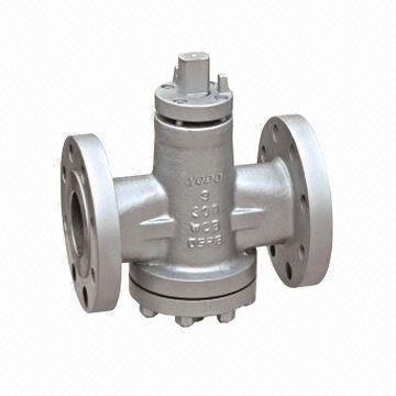 Inverted Pressure Balance Lubricated Plug Valve, Used in Petroleum Industry