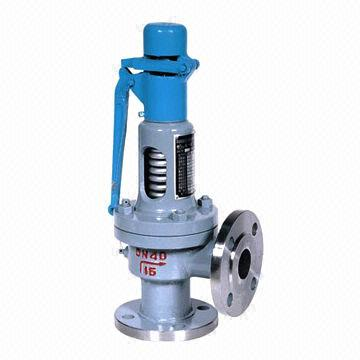 Spring Loaded Low Lift Type Lever Safety Valve with 1.6 to 10MPa Nominal Pressure