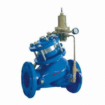 AX742 Safe Pressure Discharging and Staining Valve with Piston Type, 2.5MPa Pressure