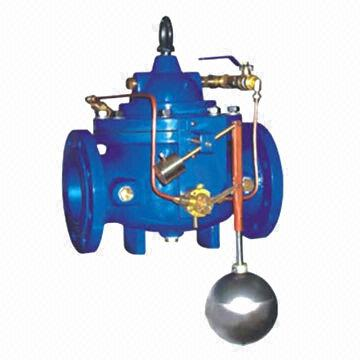 100D Water Level Setting Valve with 2.5MPa Pressure