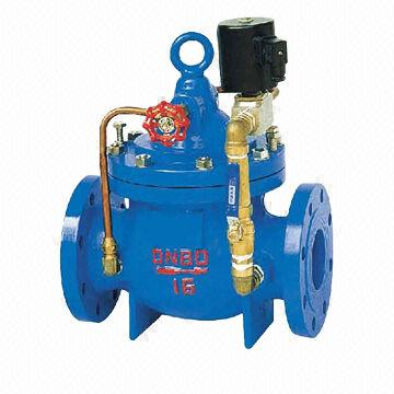 600X Hydraulic Electric Control Valve with 2.5MPa Pressure