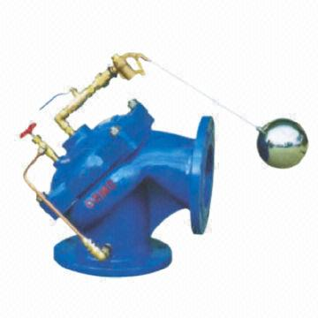 100A Angle Type Water Level Valve, 1.6 and 2.5MPa Pressure