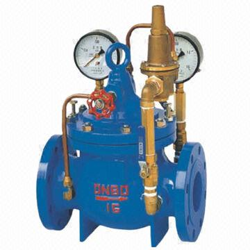 200x Pressure Reducing Valve with 1.0, 1.6 and 2.5MPa Pressure